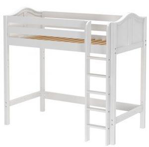 High Wooden Loft Beds