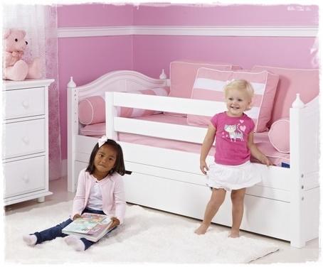 Wooden Toddler Beds Convertible