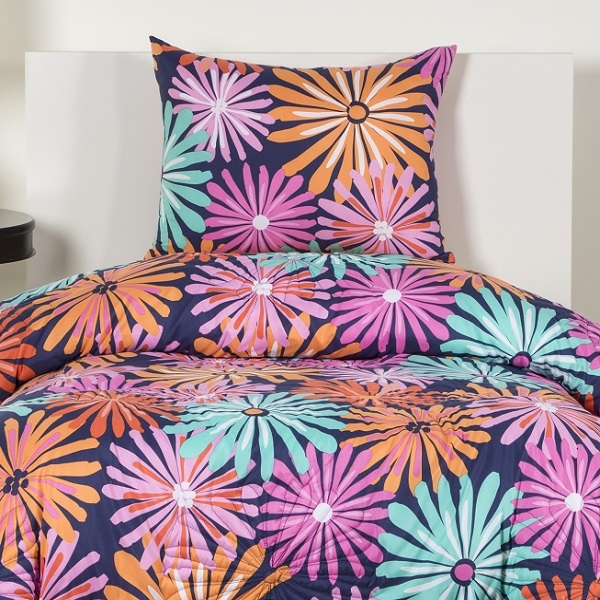 Daisy Bedding Dreaming Of Daisies Bed Cap Comforter Set