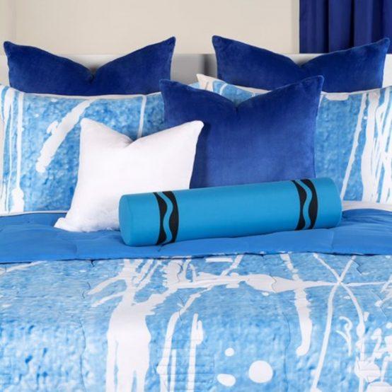 Spash Pad Bed Cap Comforter Set Supreme