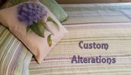 Custom Bedding Alterations Convert your Bed Cover to a Hugger Bed Cover!