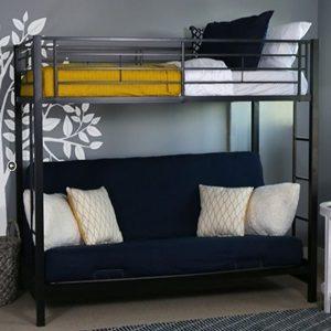 Futon Metal Bunk Beds