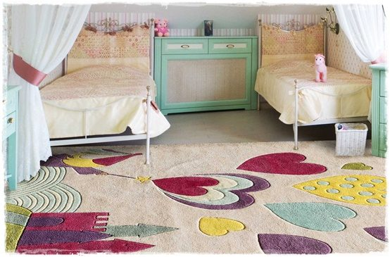 Rugs for Kids Rooms Area and Accent Play Rugs