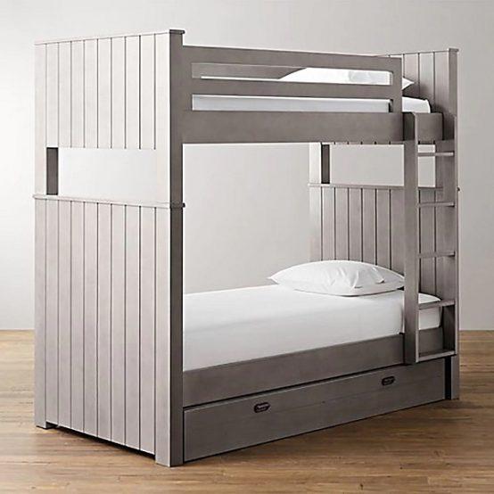 NoTuck® Bunk Bed Sheets Plain Hem