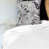 White Minky Blanket