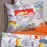 Four Wheeling Zipper Comforters