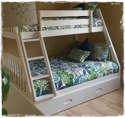 Bunk Bed Bedding - Bunk Bed Cap Comforter Sets