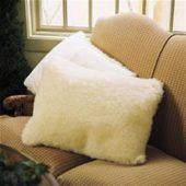 SnugSoft Wool Pillow Shams