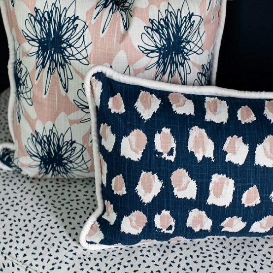 Blush Collection of Bedding 2