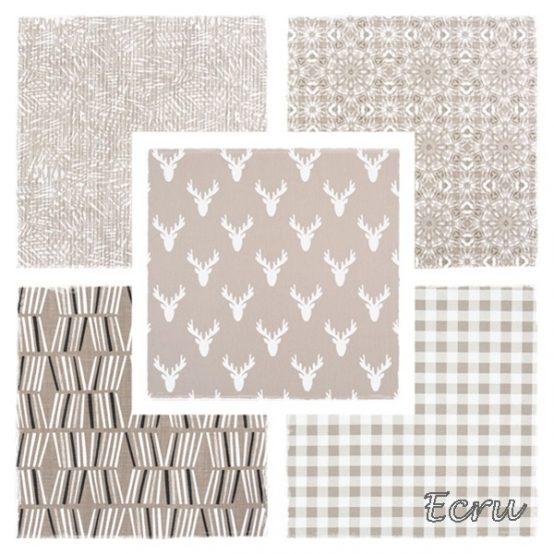 Ecru Collection Fabric