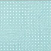 Mini Star Canal Twill Fabric