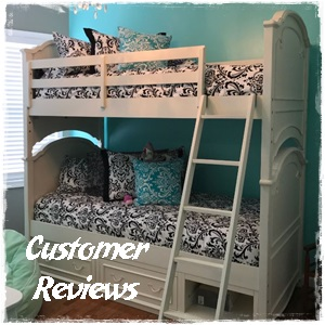 Customer Reviews for Bunk Beds Bunker