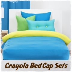 Shop Crayola Bed Cap Comforter Sets