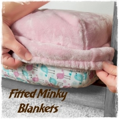 Shop Fitted Minky Bunk Bed Blankets