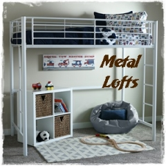 Shop Metal Loft Beds