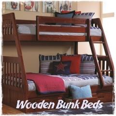 Shop Wooden Bunk Beds