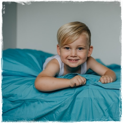 Zipper Sheets | Keep Kids Tucked with Zip Sheets