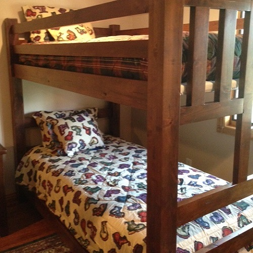 Men at Work Bunk Hugger Sets