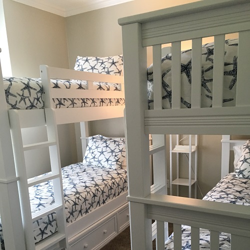 Premier Navy Bunk Bed Bedding