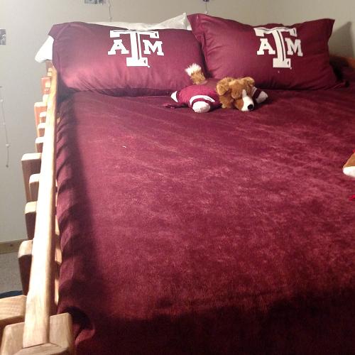 Vintage Bed Cap Comforter