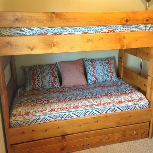 Navajo Southwest Print Zipper Bedding Bunkie