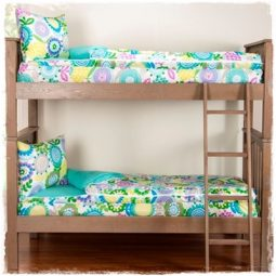 zipper bedding bunkie
