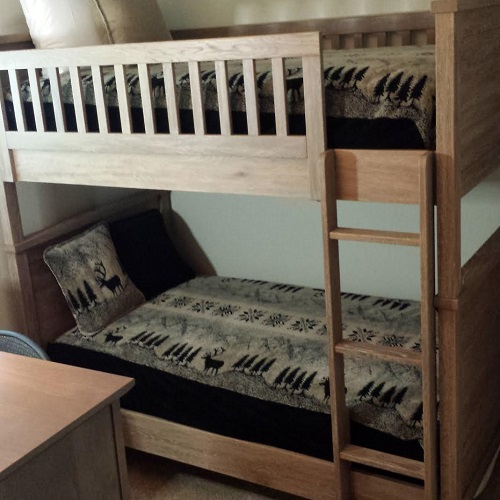 Rod Bunk Bed Blanket