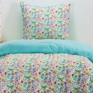 Butterfly Garden Bunk Bed Comforter Set or Bunkie