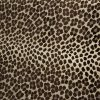Panther Brown Fitted Mattress Cover