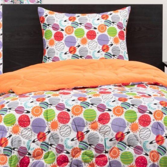 Plenty of Planets Bunk Bed Comforter Set or Bunkie