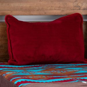 Native Journey Fitted MicroPlush Bedspreads Top Fabric and Sham