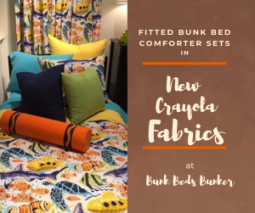 Crayola Bed Cap Comforter Sets