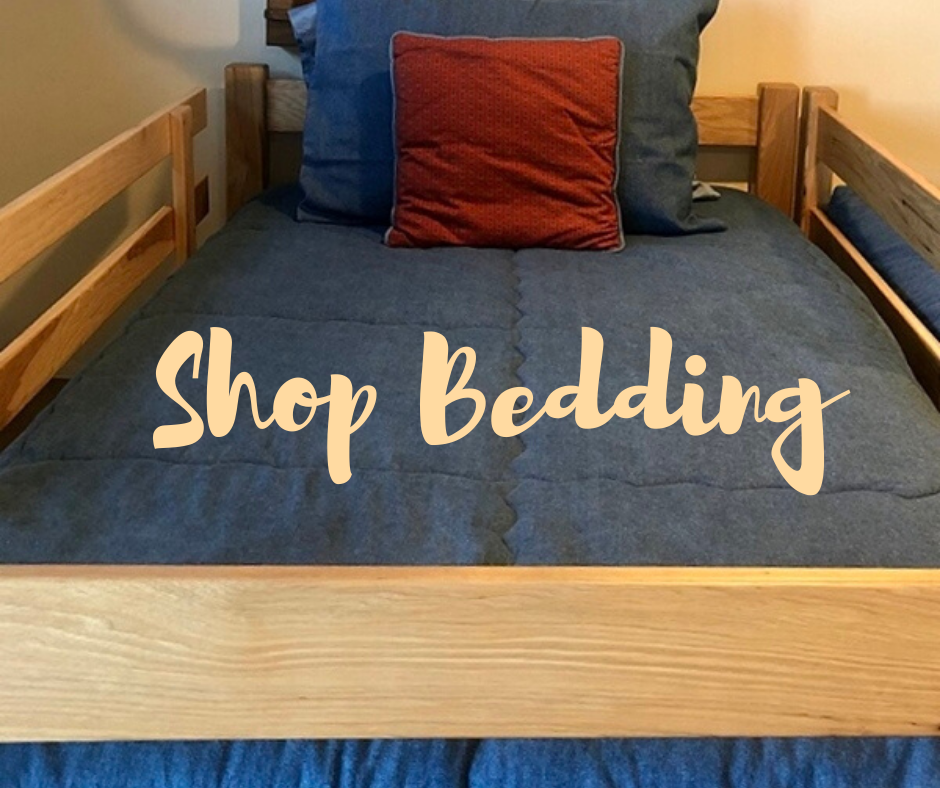 Shop Custom Fitted Bunk Bed Bedding