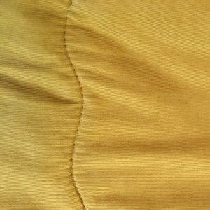 Twin Size Gold Corduroy Hugger Sale