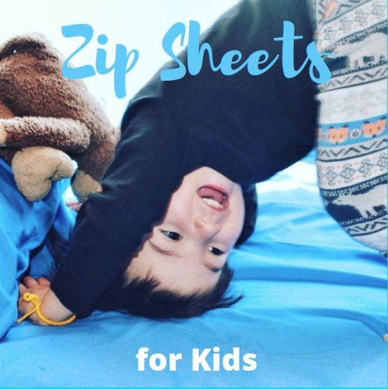 Zip Sheets for Kids