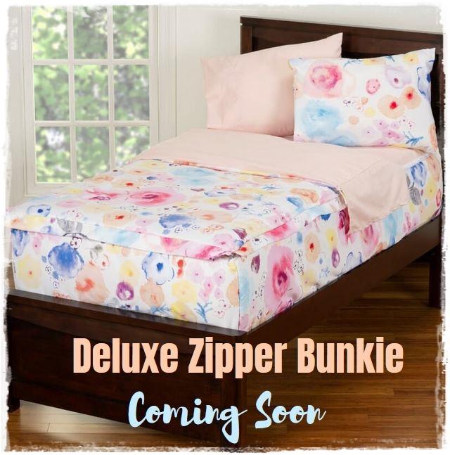 Deluxe Zipper Bunkie